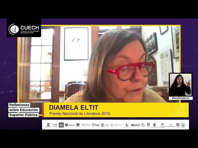 EN VIVO - Webinar: Reflexiones sobre Educación Superior Pública CUECH