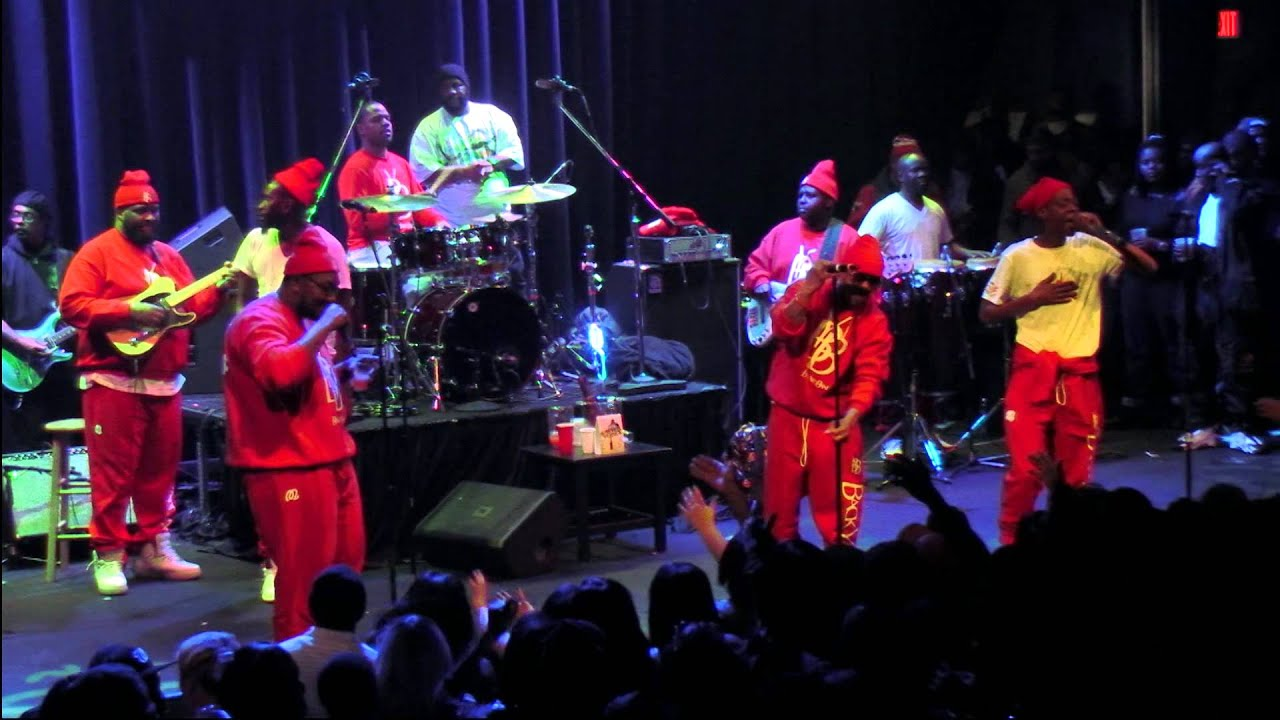 backyard band ghetto live at the howard theatre youtube