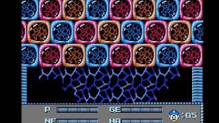 Mega Man 3 - Part 11: Doc Robot Stage 3 (Gemini Man) - User video
