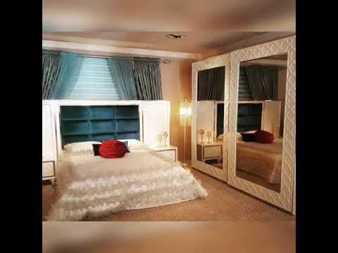 أجمل غرف النوم لسنة 2018 Meilleur décor de chambre