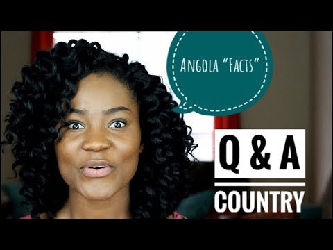 Fun Q & A Angola Country Profile | Africa Africa Q & A