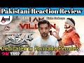 I Am Villain Kannada Video Song Reaction & Review | The Villain | Kicha Sudeepa | Prem | TalhaViews