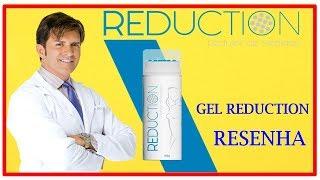 Gel Reduction Dr Rey - Gel Reduction Funciona Mesmo - Gel Reduction Resenha - Gel Reduction É Bom