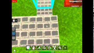Roblox ep 8.5 Sub special part 1 Building a swimming pool (Giant)