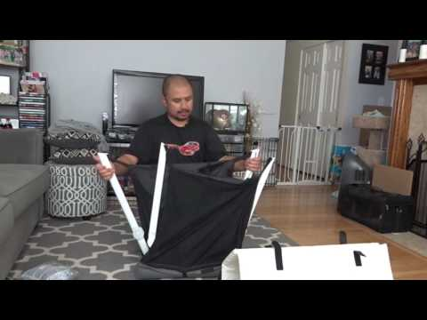 Guava Family Lotus Travel Crib UNBOXING !!