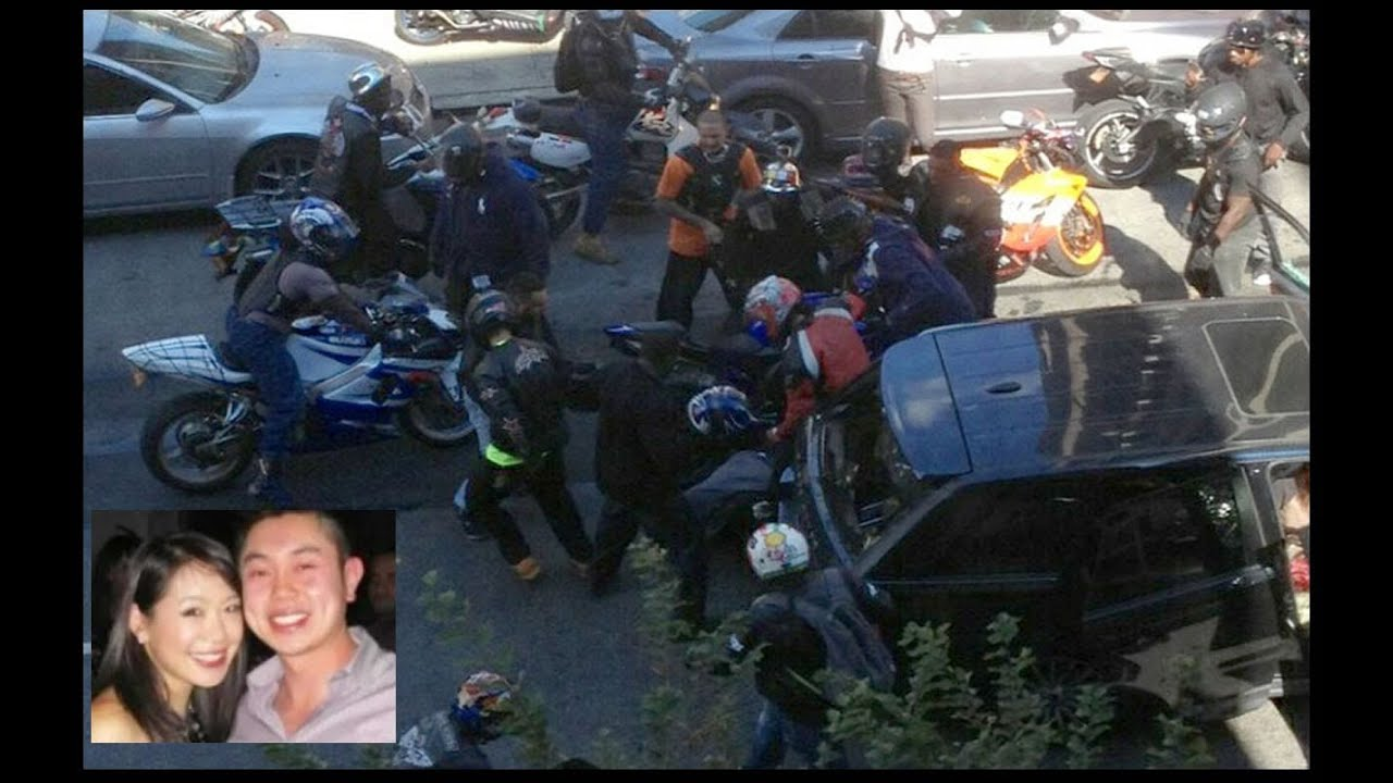 Range Rover Vs Land Rover >> The Truth: The NYC Bikers vs Range Rover Driver Attack - YouTube