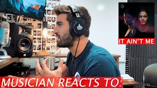 'It Ain't Me' by: Kygo & Selena Gomez - Musician Reacts