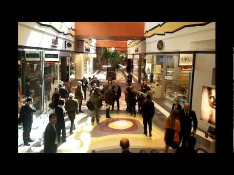 PREVIEW LE TERRAZZE - Viaggio virtuale nel nuovo centro commerciale ...