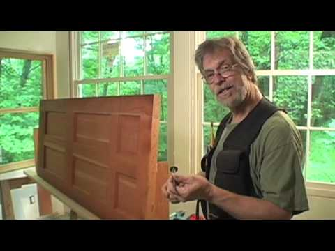 Door Painting Jig  sc 1 st  YouTube & Door Painting Jig - YouTube