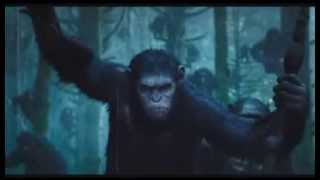 ПЛАНЕТА ОБЕЗЬЯН РЕВОЛЮЦИЯ / DAWN OF THE PLANET OF THE APES / 2014 Русский Трейлер