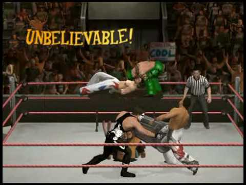 WWE SmackDown vs. RAW 2010 10/25/09 05:58