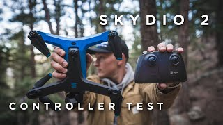Skydio 2 real world test. So about the controller...