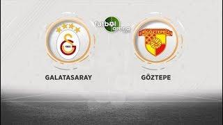 FutbolArena TV'de Galatasaray - Göztepe maçı sonrası değerlendirmeler