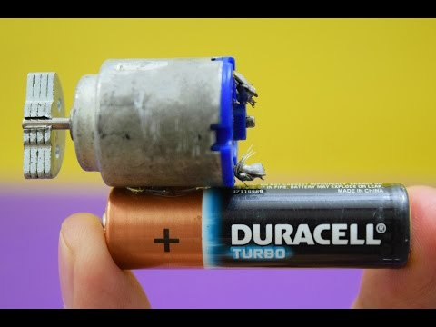 Top 3 Simple & Fun Projects -  9v Battery