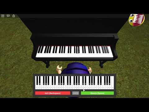How To Play Lucid Dreams On Roblox Piano EASY