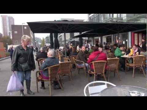 Rotterdam Markt Hoogstraat