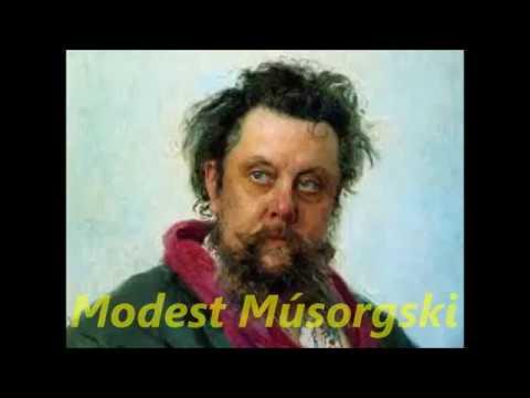 """DUO DE MARINA MNISHEK & DIMITRI - """"BORIS GODUNOV""""."""