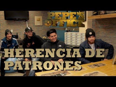 HERENCIA DE PATRONES DAN EL FLOW AL REGIONAL MEXICANO - Pepe's Office