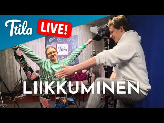 Ttila LIVE: Liiku! (7.5.2019)