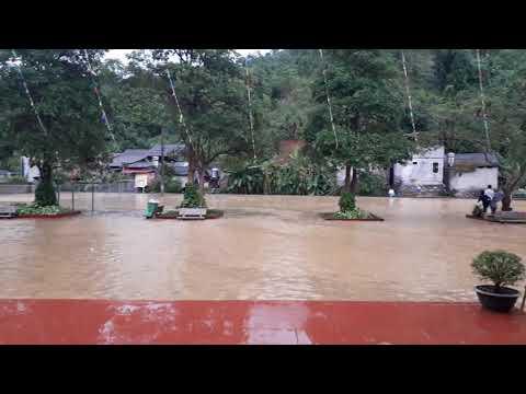 Mùa mưa 2018 truong thcs điện quan bảo yên