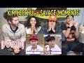Kim Heechul = Savage | Reaction