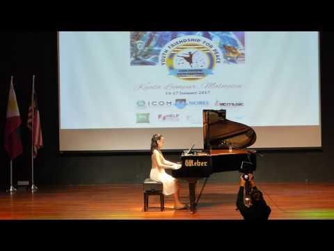 Shenny Hau @ Asia Pacific Arts Festival 2017