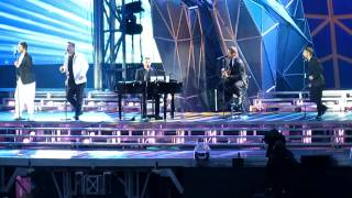 Take That - Back for Good - Progress Live - Hampden Park - 23-Jun-2011