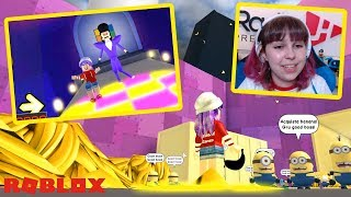 Escape The MINIONS Obby in Roblox | RadioJH Games