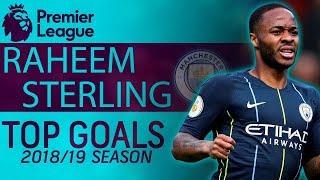 Every Raheem Sterling goal from 2018-19 Premier League season   NBC Sports