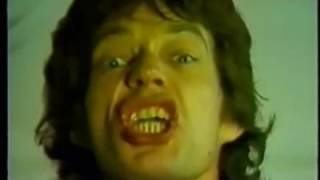 ROLLING STONES Mick Jagger on