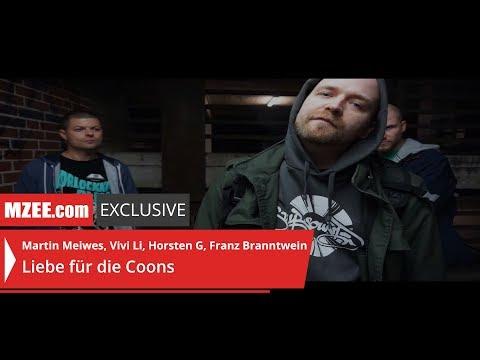 Martin Meiwes & Franz Branntwein – Liebe für die Coons feat. Vivi Li & Horsten G (Exclusive)