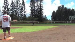 Sadie Schilling- Lanai High School (Grade 12), Softball Highlights