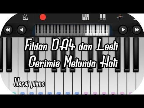 Fildan ft Lesti _ Gerimis Melanda Hati versi piano