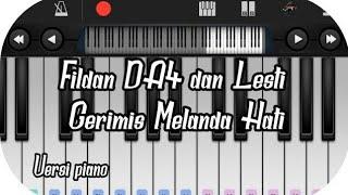 Chords For Fildan Ft Lesti Gerimis Melanda Hati Versi Piano