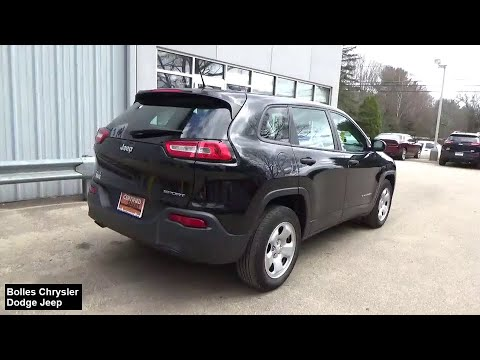 2015 Jeep Cherokee Stafford Springs, Enfield, Somers, CT, Monson, East Longmeadow, MA A871743