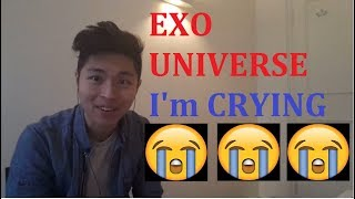 Video EXO 엑소 'Universe' MV REACTION | I am CRYING T.T download MP3, 3GP, MP4, WEBM, AVI, FLV Juni 2018