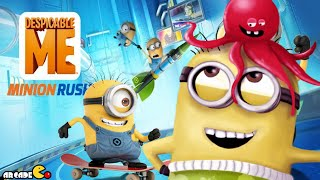 Despicable Me 2: Minion Rush - Banana Splitter Twice