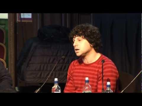 Sheffield Doc/Fest 2009: Marc Isaacs Masterclass