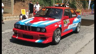 Bmw E30 M3 Launch - Hillclimb Bulgaria Race 2017