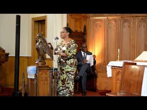 Culte 70 ans ColPro Lomé : Témoignage Enseignante - 25/03/2018 à Paris