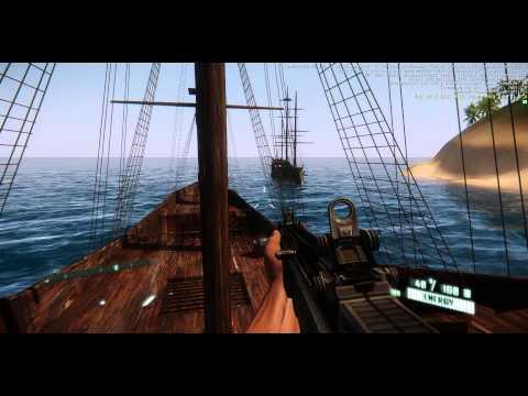 CryEngine 3 Basic Ship Movements