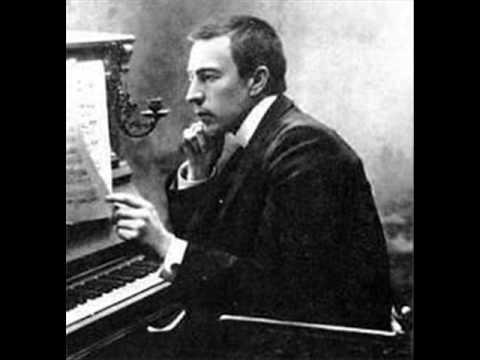 Rachmaninoff: Élégie in E Flat Minor, Op. 3, No. 1 (1892)