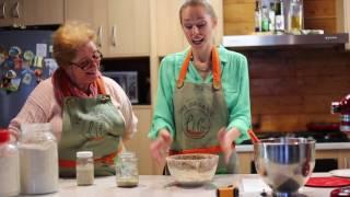 Учимся готовить закваску и печь вкусный хлебушек!