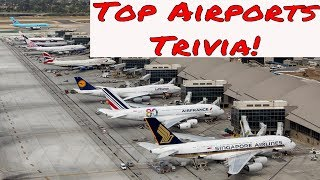 Travel News: The Highest Revenue Generating Flights in The World Plus Live Travel Trivia!