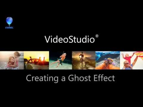 Creating a Ghost Effect - Corel Discovery Center