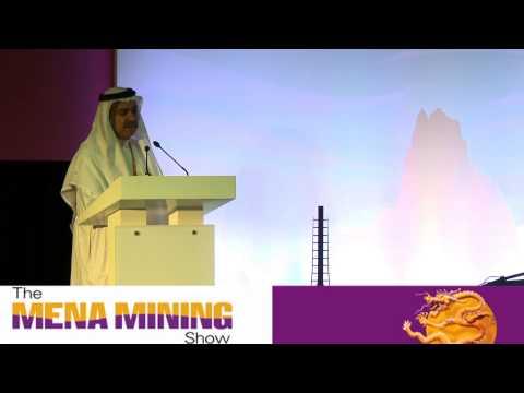 Mining opportunities in Saudi Arabia: Abdullah Alattas, Saudi Geological Survey