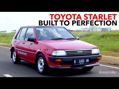 Jujuk Margono | Toyota Starlet - Built to Perfection