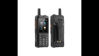 UNIWA F40 IP65 Waterproof Zello Android Walkie Talkie PTT Smartphone-CWELLTECH