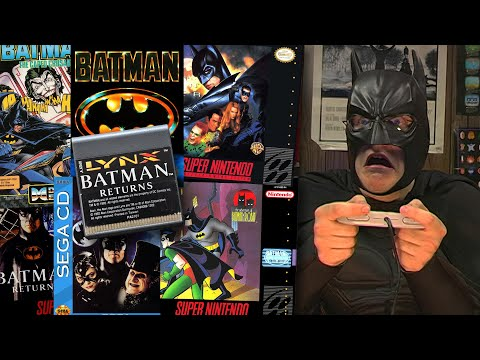 Batman - Angry Video Game Nerd - Episode 52