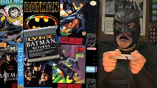 Batman Part 1 - Angry Video Game Nerd (AVGN)